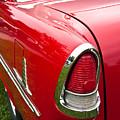 1955 Chevrolet Bel Air Tail Light by Glenn Gordon