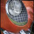 1955 Corvette Headlight Detail by David B Kawchak Custom Classic Photography