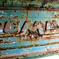 1955 Gmc Truck Tailgate by WHBPhotography Wallace Breedlove