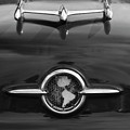 1955 Oldsmobile Holiday 88 Hood Ornament 2 by Jill Reger