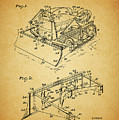 1956 Bulldozer Patent by Dan Sproul