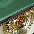 1956 Cadillac Eldorado Tire by Jill Reger