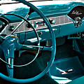 1956 Chevrolet Belair Interior Hdr No 1 by Alan Look