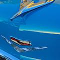 1956 Chevrolet Hood Ornament 4 by Jill Reger