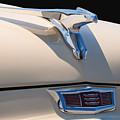 1956 Chrysler Soaring Falcon Hood Ornament by Chris Flees