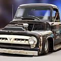 1956 Ford F100 'workingmans' Pickup II by Dave Koontz