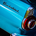 1956 Ford Thunderbird 2 by Anthony Evans