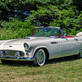 1956 Ford Thunderbird by Ken Morris