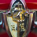 1956 Plymouth Belvedere Emblem 2 by Jill Reger