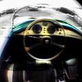 1956 Porsche Speedster  by Steven Digman