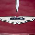 1957 Aston Martin by Dennis Hedberg