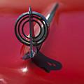 1957 Buick Hood Ornament  by Jill Reger