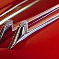 1957 Cadillac Eldorado Biarritz Hood Ornament by Jill Reger