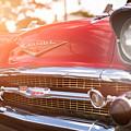 1957 Chevrolet Bel Air Sunset by Darek Szupina Photographer