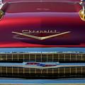 1957 Chevrolet Grille by Jill Reger