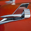 1957 Chevrolet Hood Ornament by Jill Reger