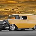 1957 Chevrolet Sedan Delivery II by Dave Koontz