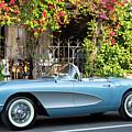 1957 Corvette by Brian Jannsen