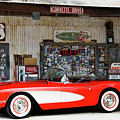 1957 Corvette Hackberry Arizona by Bob Christopher