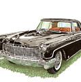 1957 Lincoln Continental Mk II by Jack Pumphrey