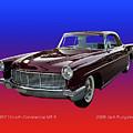 1957 Lincoln M K I I by Jack Pumphrey