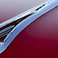 1957 Oldsmobile Hood Ornament 2 by Jill Reger