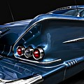 1958 Chevrolet Bel Air Impala by Movie Poster Prints