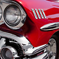 1958 Chevy Impala by David Patterson