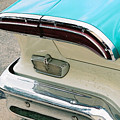 1958 Edsel Pacer Tail Light by Lauri Novak