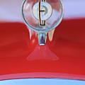 1958 Edsel Ranger Hood Ornament 2 by Jill Reger