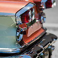 1958 Pontiac Bonneville Taillights by Jill Reger