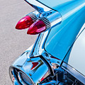1959 Cadillac Eldorado 62 Series Taillight by Jill Reger