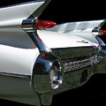 1959 Cadillac Tail by Peter Piatt