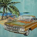 1959 Chevrolet El Camino by Jonathan Reed