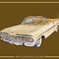 1959 Chevrolet Impala Convertible by Jack Pumphrey
