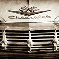 1959 Chevrolet Impala Grille Emblem -1014s by Jill Reger