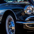 1959 Chevy Corvette by Anthony Evans