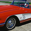 1959 Corvette by Panoramic Images