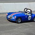 1959 Mg Mga 1600 by Mike Martin