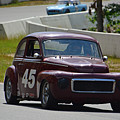 1959 Volvo 544 by Mike Martin