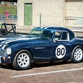 1960 Austin Healey 3000 by Stuart Row