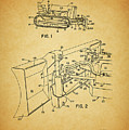 1960 Bulldozer Patent by Dan Sproul