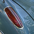 1960 Chevrolet Corvette Tail Light by Nick Gray