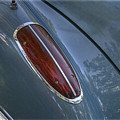 1960 Chevy Corvette Taillight by Nick Gray