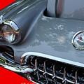1960 Corvette by Betty Northcutt