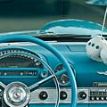 1960 Ford Thunderbird Dash by Jill Reger