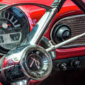 1960 Rambler Dashboard by Jerry Fornarotto