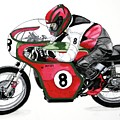 1960s Ducati Desmo by Donald Koehler