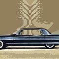 1961 Cadillac Fleetwood Sixty-special by Bruce Stanfield