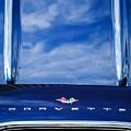 1961 Chevrolet Corvette Grille by Jill Reger